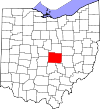 Licking County, Ohio